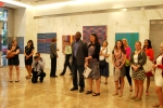 Opening at the Heurich Gallery 6/6/2012