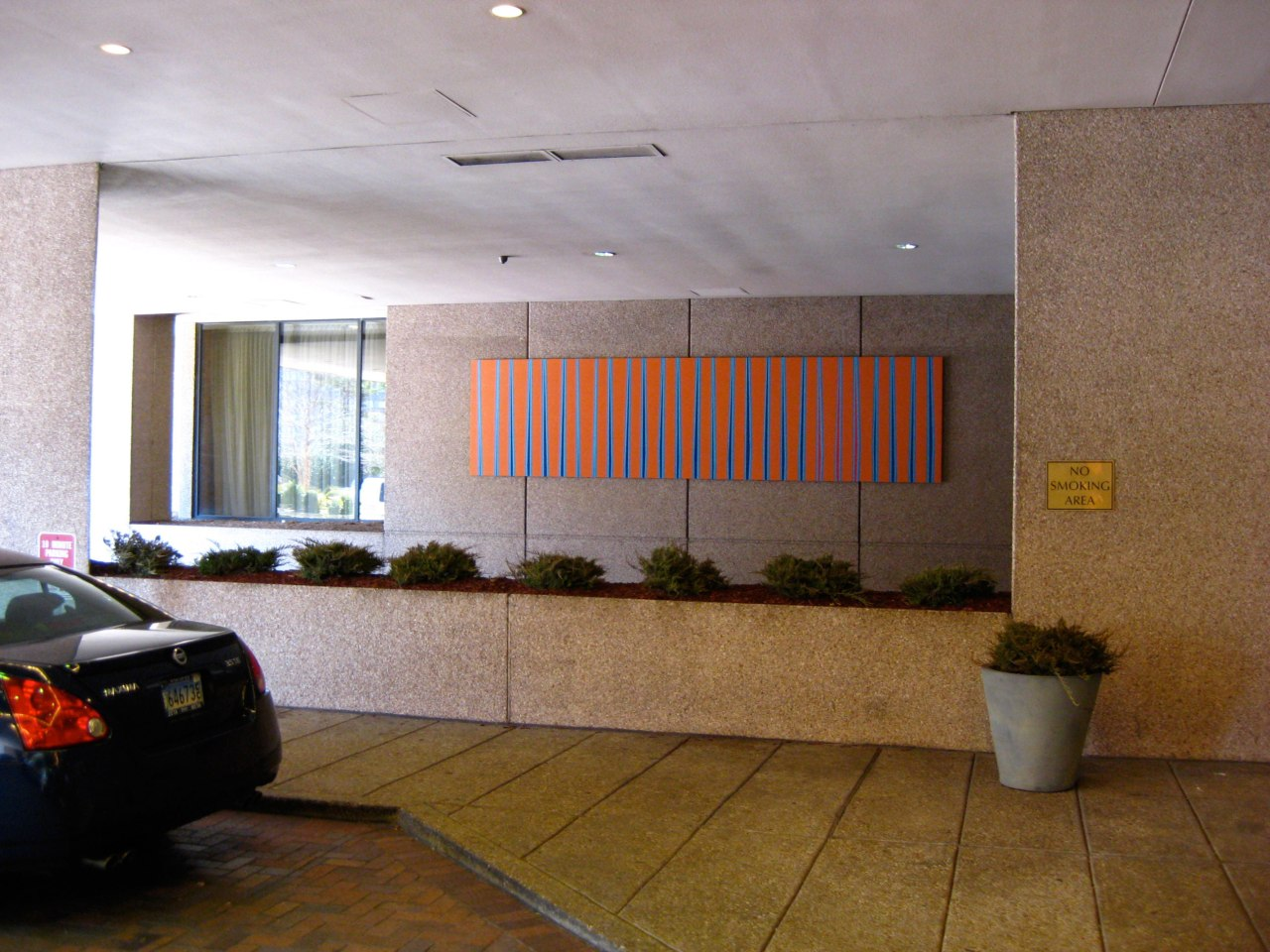 Installation at the Marriott at Reagan National Airport