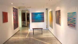 Camilo Sanín @ Galería Okyo