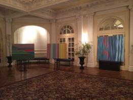 Line, Periphery, Geometry_Camilo Sanin_Colombian Embassy_Washington DC
